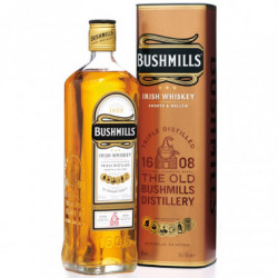 Bushmills Triple Distilled Original Irish Whiskey 0,7L
