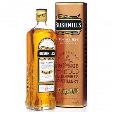 Bushmills Triple Distilled Original Irish Whiskey 0,7L