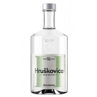 Žufánek Hruškovice 0,5L