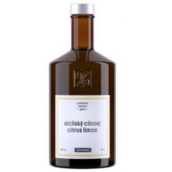 Žufánek Sicilský Citron 0,5L