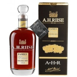 A.H. Riise Family Reserve Solera 1838 Rum 25 let 0,7L