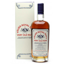 Habitation Velier ROYAL NAVY Very Old Rum 0,7L