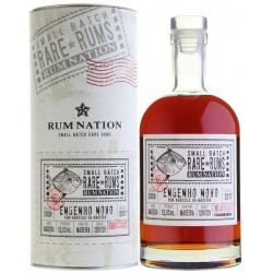 Rum Nation Rare Engenho Novo 2009/2017 Rum 0,7L