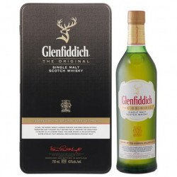 Glenfiddich The Original Inspired By 1963 Straight Malt Limited Edition Whisky 0,7L