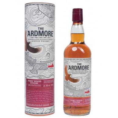 Ardmore Port Wood Finish Whisky 12yo 0,7L