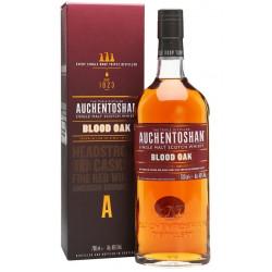 Auchentoshan Blood Oak Whisky 14yo 0,7L
