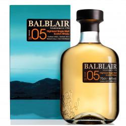 Balblair Vintage 2005 Whisky 0,7L