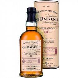 Balvenie Carribean Cask Whisky 14yo 0,7L