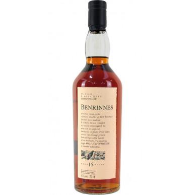 Benrinnes Flora & Fauna Whisky 15yo 0,7L