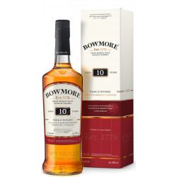 Bowmore Dark & Intense Malt Whisky 10yo 1L