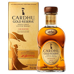 Cardhu Gold Reserve Cask Selection Whisky 0,7L
