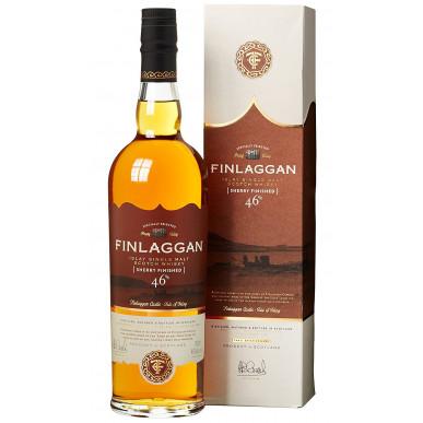 Finlaggan Sherry Wood Finish Whisky 0,7L