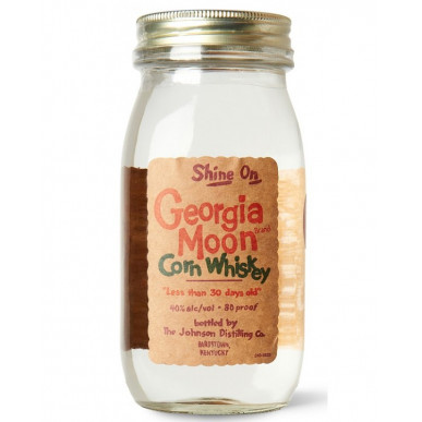 Georgia Moon Corn Whiskey 0,75L