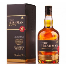 Irishman Founder's Reserve Small Batch Irish Whiskey 0,7L
