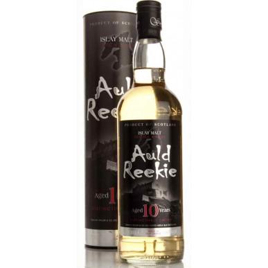Auld Reekie Whisky 10yo 0,7L