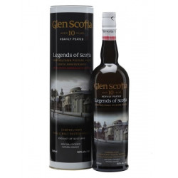 Glen Scotia Legends of Scotia Whisky 10yo 0,7L