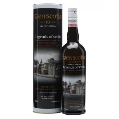 Glen Scotia Legends of Scotia Whisky 10yo 0,7L