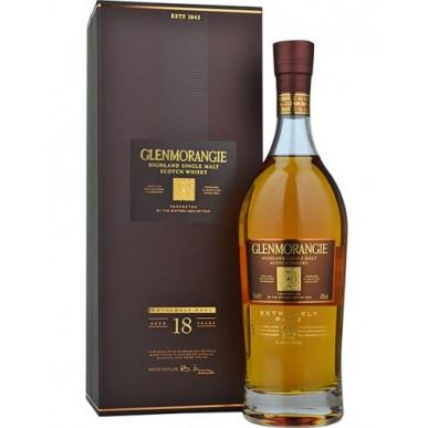 Glenmorangie Whisky 18yo 0,7L