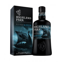 Highland Park Voyage of the Raven Single Malt Scotch Whisky 0,7L