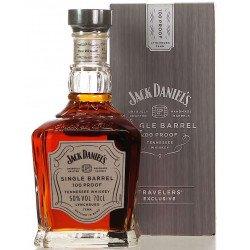 Jack Daniel's Single Barrel 100 Proof Limited Edition Whiskey 0,7L