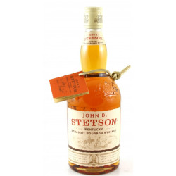 John B. Stetson Straight Bourbon Whiskey 0,7L