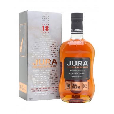 Jura Travel Exclusive Whisky 18yo 0,7L