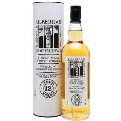 Kilkerran Glengyle Single Malt Scotch Whisky 12yo 0,7L