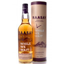 R&B Distillers Raasay While We Wait 2nd Release Whisky 0,7L