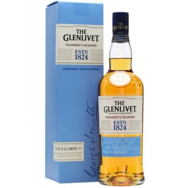 The Glenlivet Founder's Reserve Whisky 0,7L