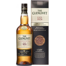 The Glenlivet Master Distiller's Reserve 1824 Whisky 1L