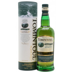 Tomintoul Peaty Tang Whisky 0,7L