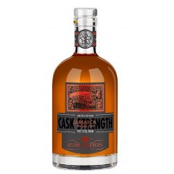 Rum Nation Jamaica Pot Still Cask Strength Limited Edition 2018 Rum 7yo 0,7L