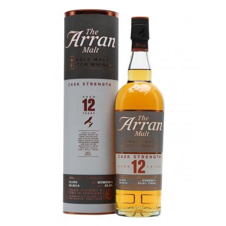 Arran Cask Strength Batch No. 4 Whisky 12 let 0,7L