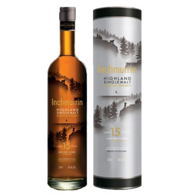 Loch Lomond Inchmurrin Whisky 15yo 0,7L