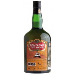 Compagnie des Indes Trinidad T.D.L Single Cask Rum 15yo 0,7L