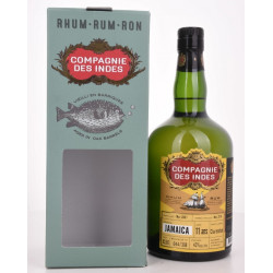 Compagnie des Indes Jamaica Single Cask Rum 11yo 0,7L
