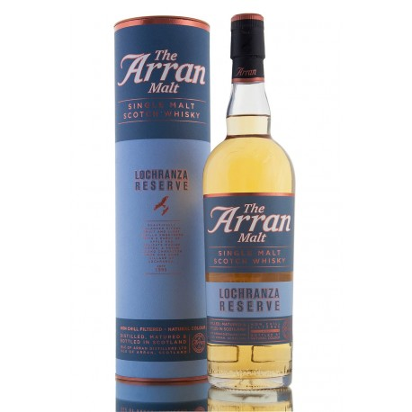 Arran Lochranza Non-chill filtered Reserve Whisky 0,7L
