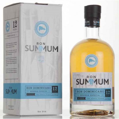 Summum 12 Solera Ron Dominicano Reserve Especial Rum 0,7L