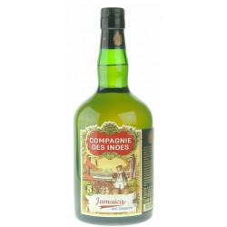 Compagnie des Indes Jamaica Navy Strength Rum 5yo 0,7L