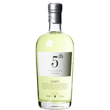 5th Earth Citrics Gin 0,7L