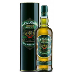 Loch Lomond Peated Single Malt Whisky 0,7L