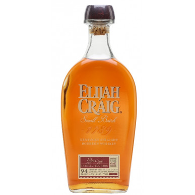 Elijah Craig Kentucky Straight Bourbon Whiskey 12yo 0,7L