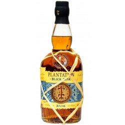 Plantation Black Cask Rum 0,7L