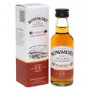 Bowmore Darkest Sherry Cask Whisky 15yo 0,05L