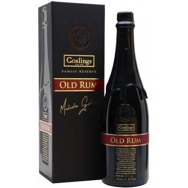 Gosling's Family Reserve Rum 0,7L