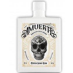 Amuerte Coca Leaf White Edition Gin 0,7L