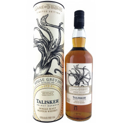 Talisker House Greyjoy Game Of Thrones 0,7L