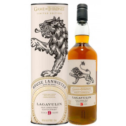 Lagavulin House Lannister Game Of Thrones 9yo 0,7L