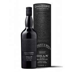 Oban The Nights Watch Game Of Thrones 0,7L