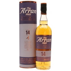 Arran Non-chill filtered Whisky 14 let 0,7L
